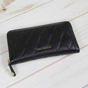 Vera Bradley Quilted  Georgia Leather Wallet